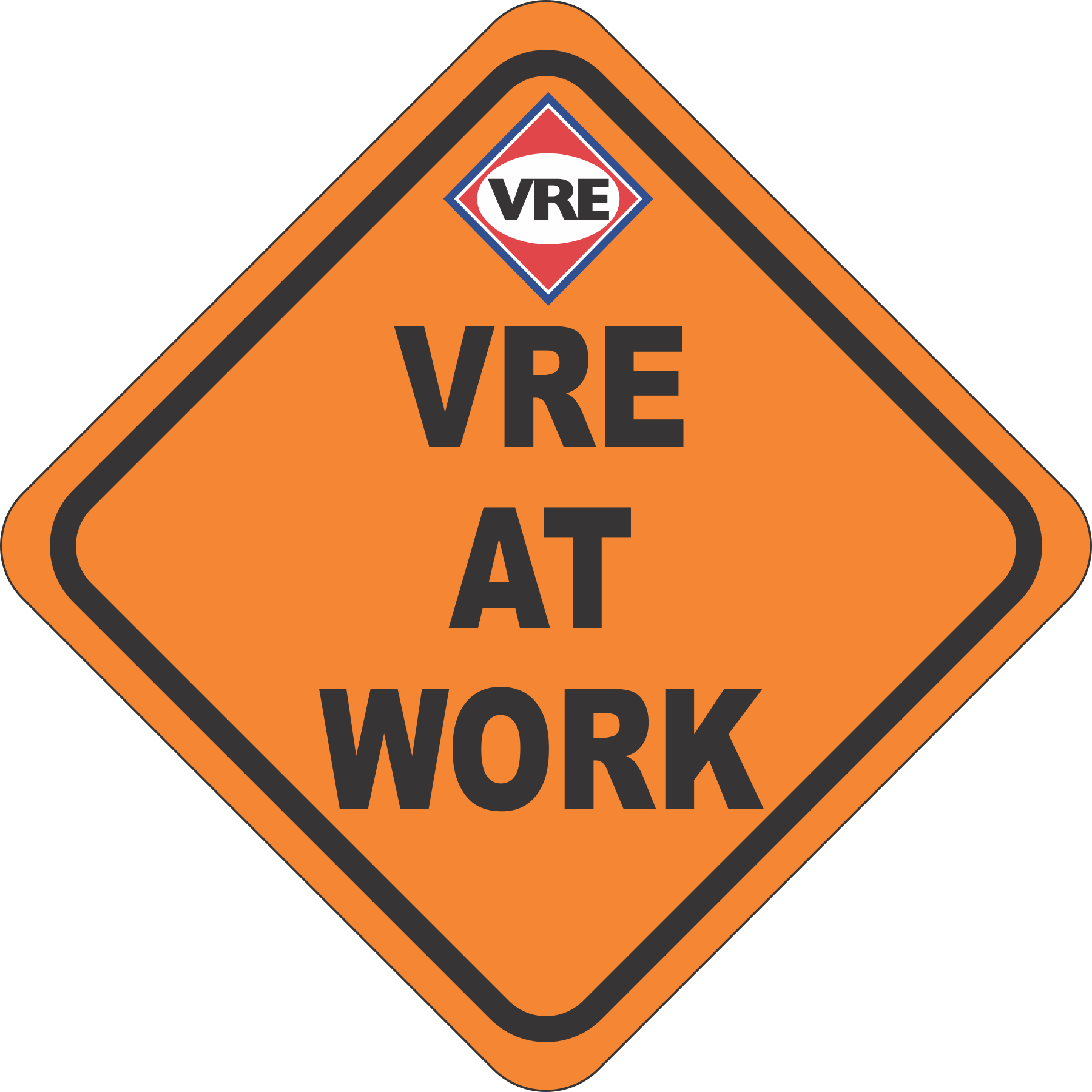 VRE AT WORK